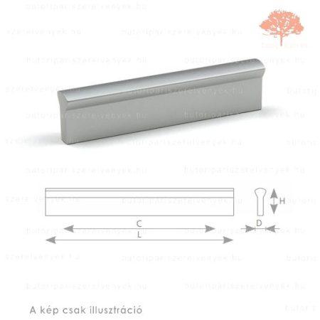 TA64 alumínium színű fogantyú
